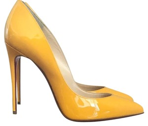 save off 6947b d57d7 Buy Yellow Christian Louboutin - On Sale at Tradesy
