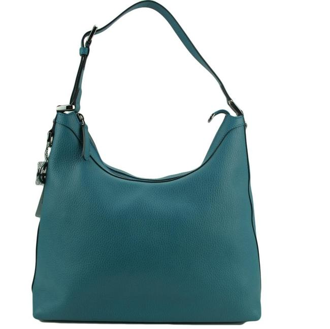 Item - New 339553 Teal Green Leather Hobo Bag