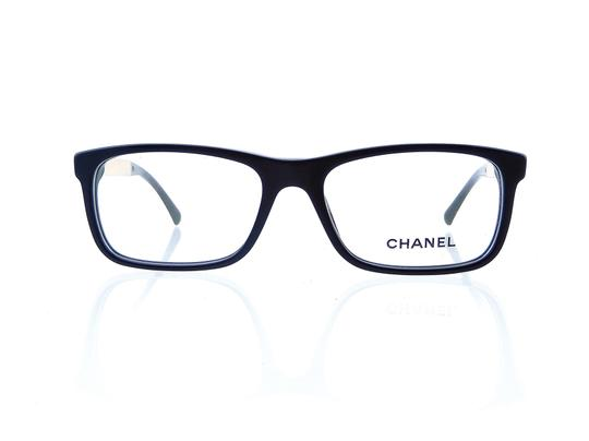 Preload https://img-static.tradesy.com/item/25911876/chanel-black-gold-ch3278-c-622-52mm-enamel-eyeglasses-rx-frames-0-0-540-540.jpg