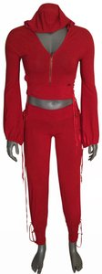 E&L By E. Loco E&L by E. Loco Vintage Harem Pant and Hoodie Active Wear Dance/Costume