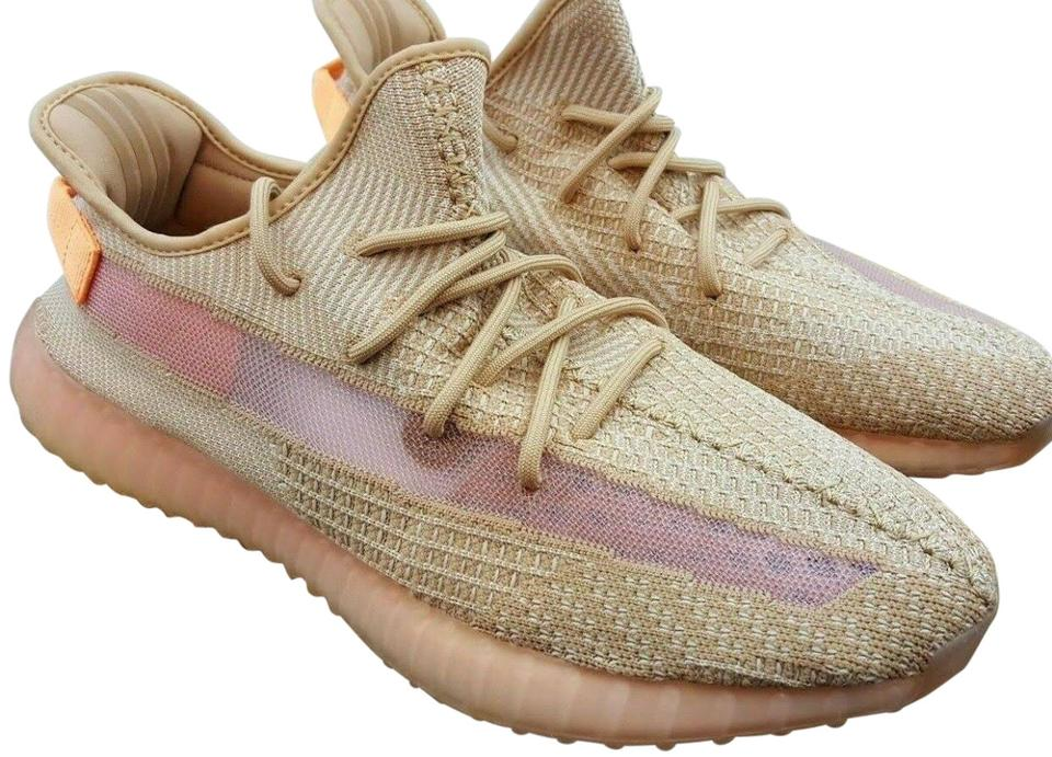 newest 9eefd 768bf adidas Clay Yeezy Boost 350 V2 Sneakers Size US 14 Regular (M, B)