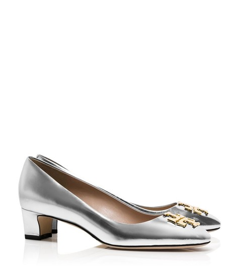 Preload https://img-static.tradesy.com/item/25912339/tory-burch-silver-raleigh-metallic-leather-gold-tone-logo-pumps-size-us-65-regular-m-b-0-0-540-540.jpg