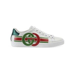 Gucci Gg Espadrille Double G Multicolor Athletic