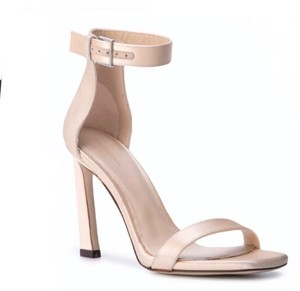 Stuart Weitzman blush Formal