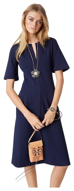 Preload https://img-static.tradesy.com/item/25912779/tory-burch-navy-jules-ponte-knit-mid-length-workoffice-dress-size-8-m-0-1-650-650.jpg