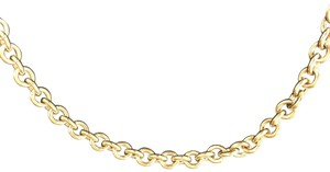 Givenchy Vintage Rolo Link Long Chain