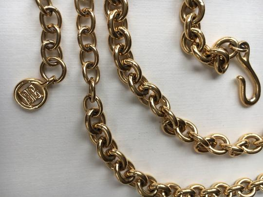 Givenchy Vintage Rolo Link Long Chain Image 2