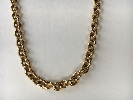 Givenchy Vintage Rolo Link Long Chain Image 4