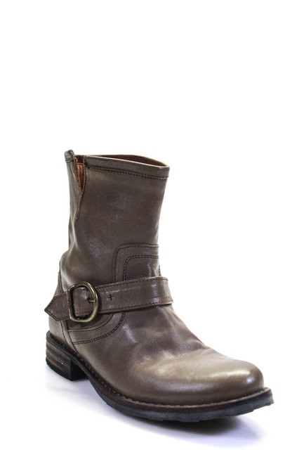 Item - Brown Chad Ankle Boots/Booties Size EU 37 (Approx. US 7) Regular (M, B)