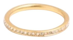 Madewell madewell moon petite pave ring size 7