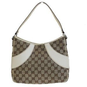 Gucci Made In Italy Tote in Lvory