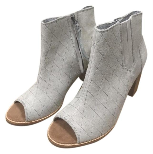 TOMS New Majorca Suede 9m Boots/Booties Size US 9 Regular (M, B) TOMS New Majorca Suede 9m Boots/Booties Size US 9 Regular (M, B) Image 1