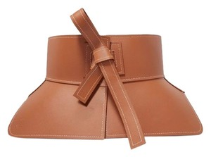 Loewe Obi leather belt