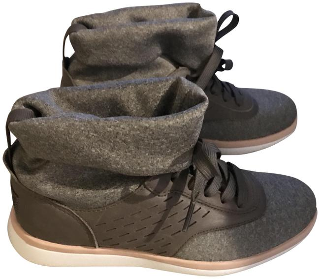 Item - Grey Womens Islay High Top 5m. Color: Sneakers Size US 5 Regular (M, B)