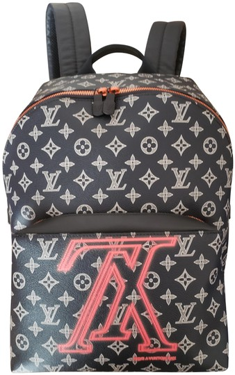 Preload https://img-static.tradesy.com/item/25914404/louis-vuitton-limited-edition-upside-down-blue-monogram-canvas-backpack-0-1-540-540.jpg