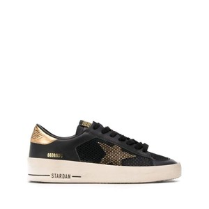 Golden Goose Deluxe Brand Sneakers G35ws959c2 Black Athletic