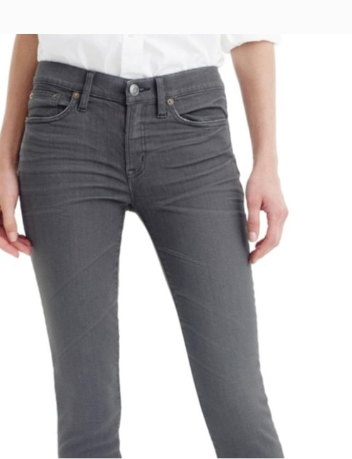 J.Crew Cotton Soft Comfortable Skinny Jeans Image 1