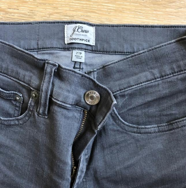 J.Crew Cotton Soft Comfortable Skinny Jeans Image 5