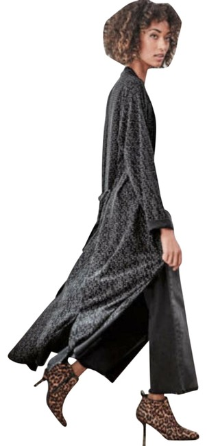 Eileen Fisher Future Is Female Crepe Weave Duster Kimono Duster Straight Styling Optional Belt Duster Cardigan Image 5