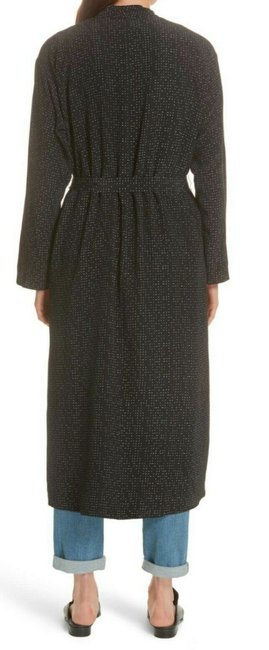 Eileen Fisher Future Is Female Crepe Weave Duster Kimono Duster Straight Styling Optional Belt Duster Cardigan Image 8
