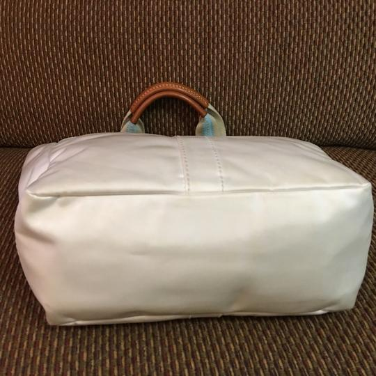 Coach Tote in White Image 6