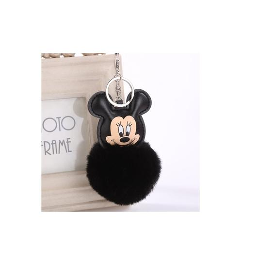 Unbranded Mickey Mouse Pom Pom Assorted Colors New Image 1