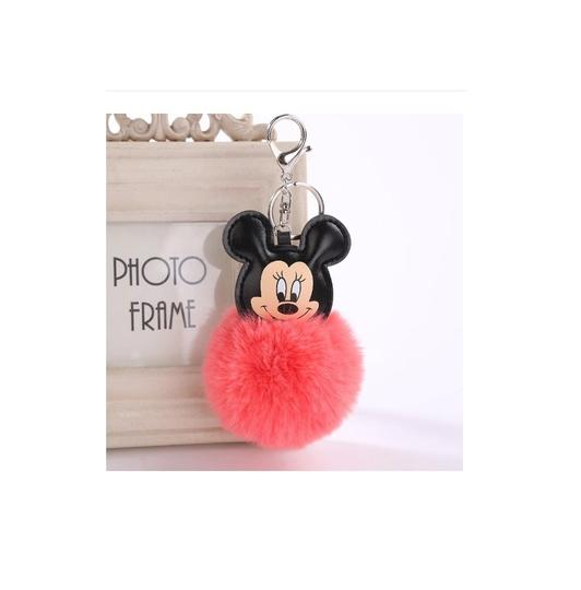 Unbranded Mickey Mouse Pom Pom Assorted Colors New Image 4