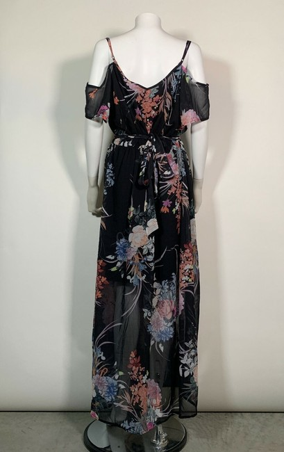 Multicolor Maxi Dress by City Chic Polyester Image 1