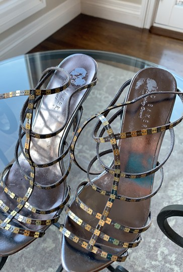 Ted Baker silver and gold Sandals Image 3