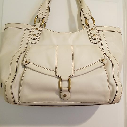 Cole Haan Tote in White Image 1