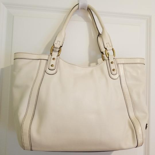 Cole Haan Tote in White Image 2