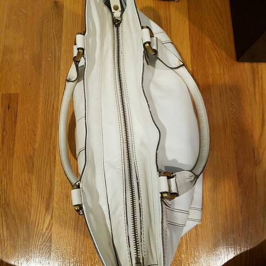 Cole Haan Tote in White Image 7
