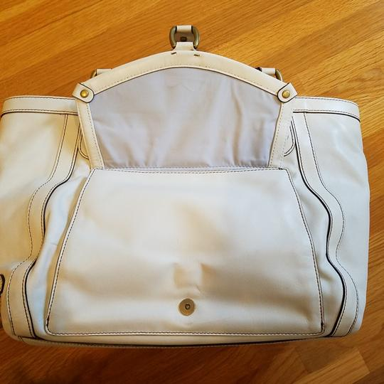 Cole Haan Tote in White Image 8