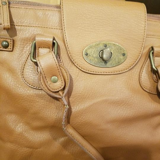 Forever 21 Tote in Light brown Image 4