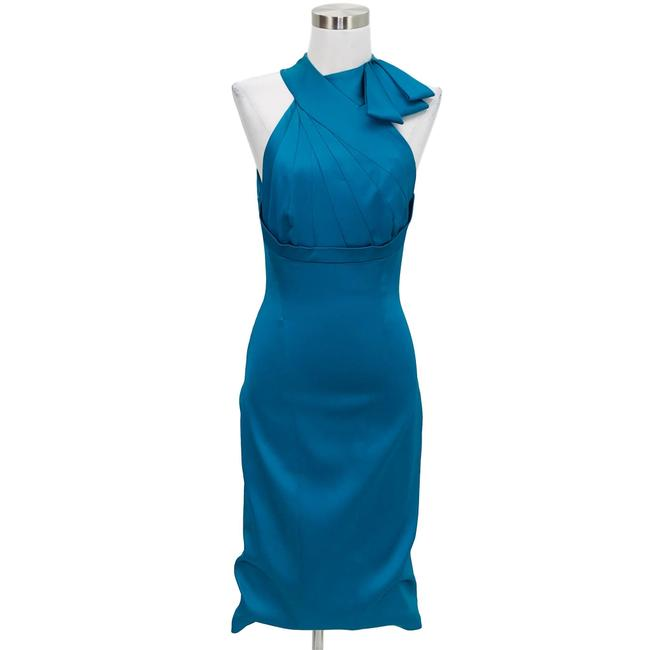 Preload https://img-static.tradesy.com/item/25914562/karen-millen-blue-designer-small-satin-formal-sleeveless-mid-length-workoffice-dress-size-6-s-0-0-650-650.jpg