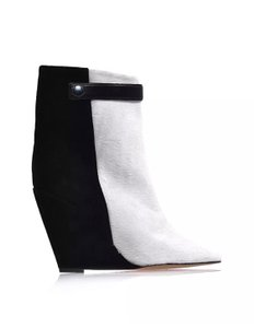 Isabel Marant black and white Boots