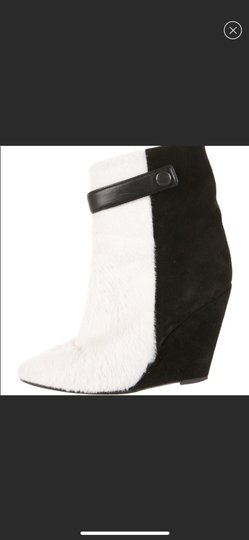 Isabel Marant black and white Boots Image 1