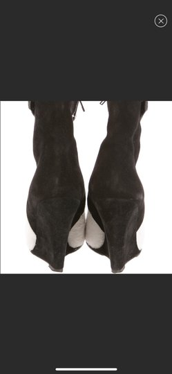 Isabel Marant black and white Boots Image 3