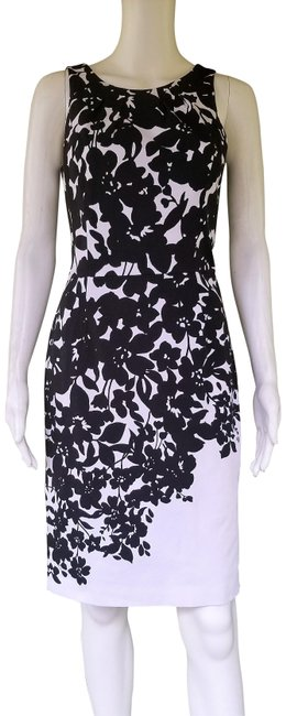 Preload https://img-static.tradesy.com/item/25914718/white-house-black-market-floral-sheath-stretch-cotton-mid-length-short-casual-dress-size-4-s-0-1-650-650.jpg
