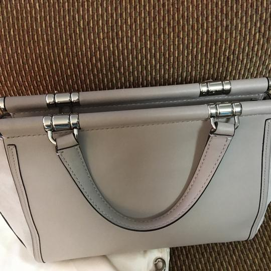 Coach Satchel in Birch Grey Image 10