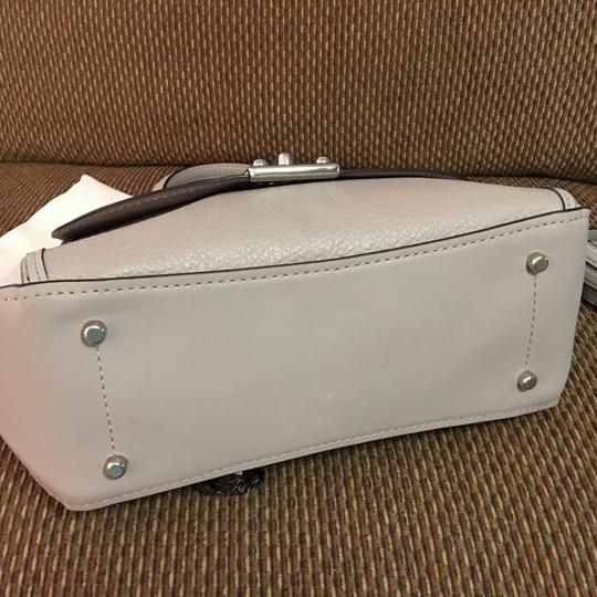 Coach Satchel in Birch Grey Image 6