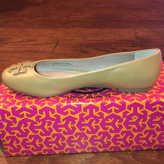 Tory Burch Brown Flats Image 2