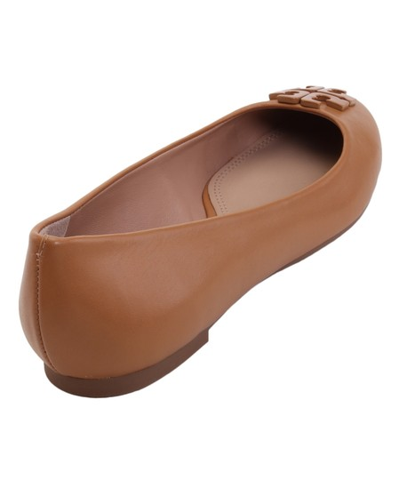 Tory Burch Brown Flats Image 4