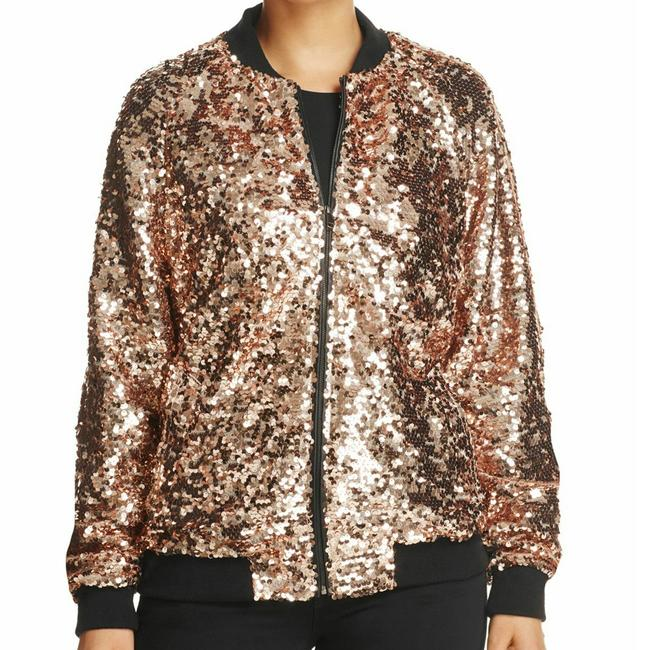Preload https://item5.tradesy.com/images/bagatelle-brown-sequin-bomber-jacket-size-2-xs-25914784-0-1.jpg?width=400&height=650