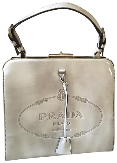 Preload https://img-static.tradesy.com/item/25914854/prada-framed-kisslock-spazzolato-quarzo-grey-leather-satchel-0-1-540-540.jpg