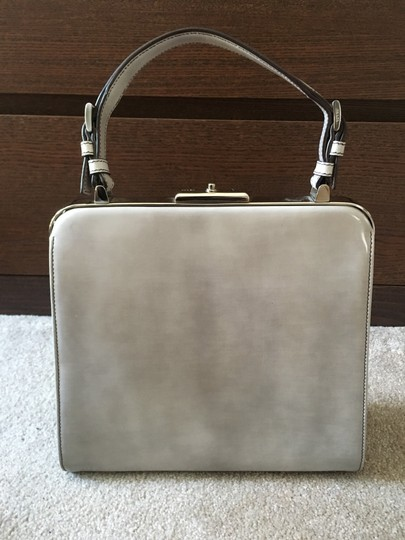 Prada Satchel in grey Image 1