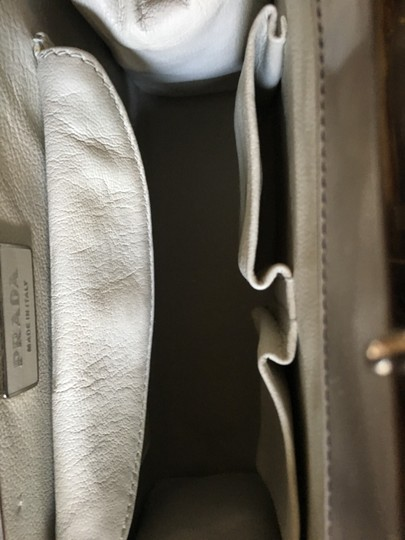Prada Satchel in grey Image 6