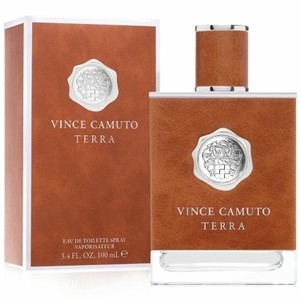 Vince Camuto VINCE CAMUTO TERRA FOR MEN-EDT-3.4 OZ-100 ML-USA