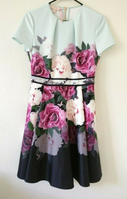 Ted Baker short dress Mint on Tradesy Image 3