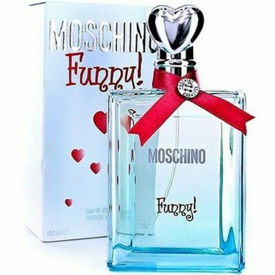 Moschino MOSCHINO FUNNY! BY MOSCHINO-EDT-3.4 OZ-100 ML-ITALY Image 1